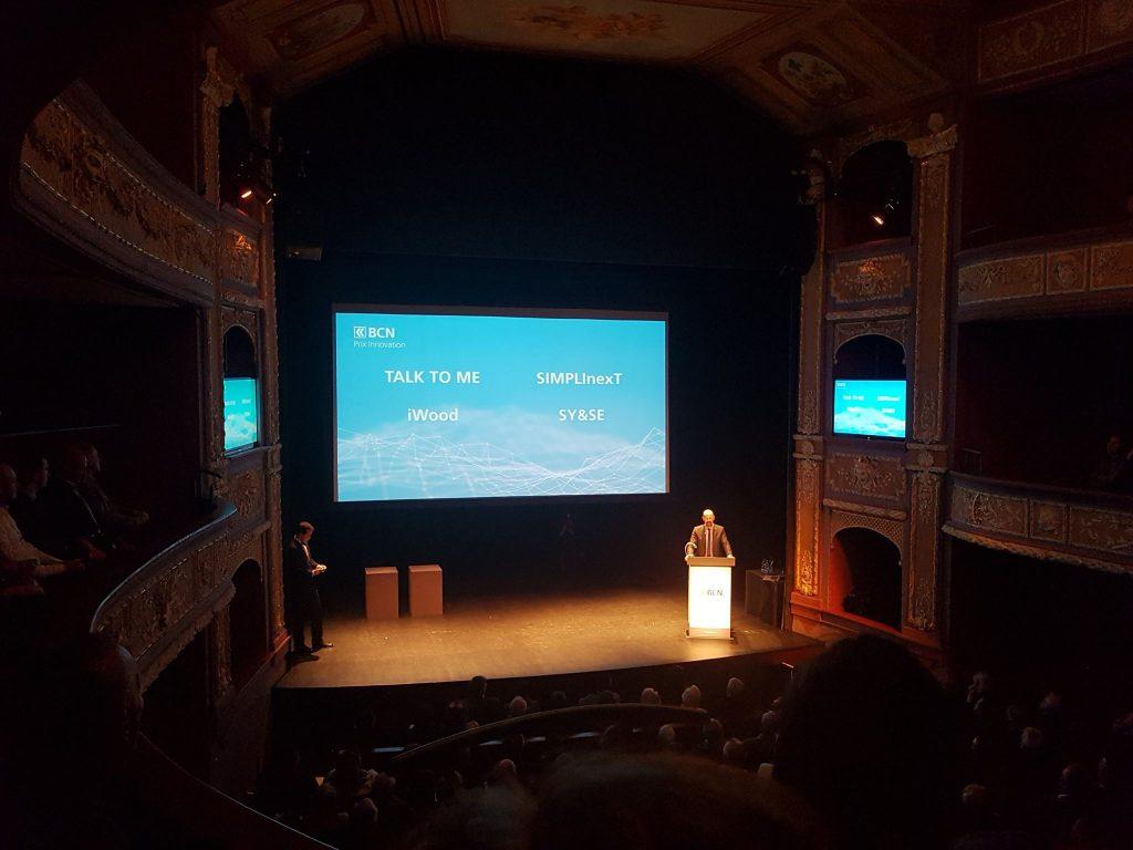 Totemi parmi les 4 finaliste du prix BCN Innovation 2017
