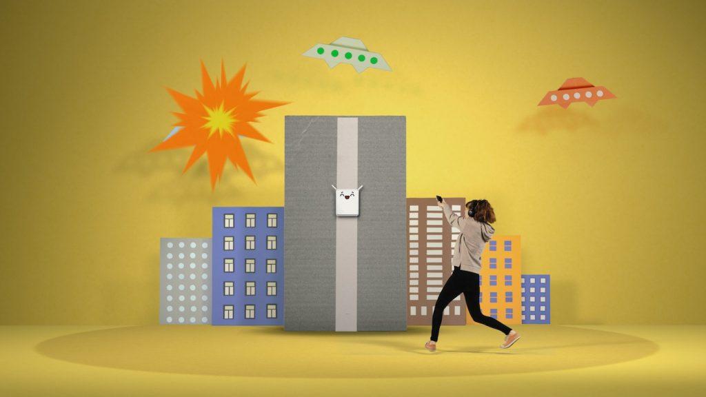 Utilisez totemi pour expériences en réalité augmentée en milieu urbain