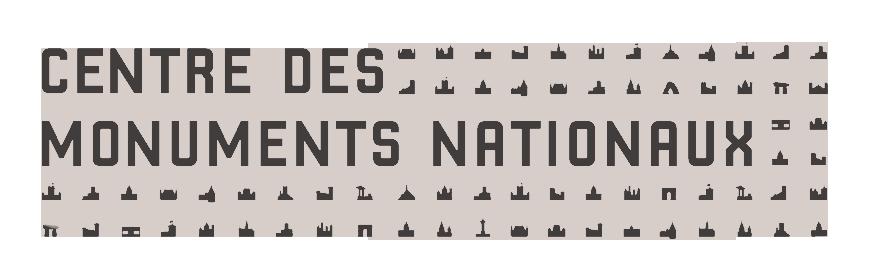 Logo du centres des monuments nationaux